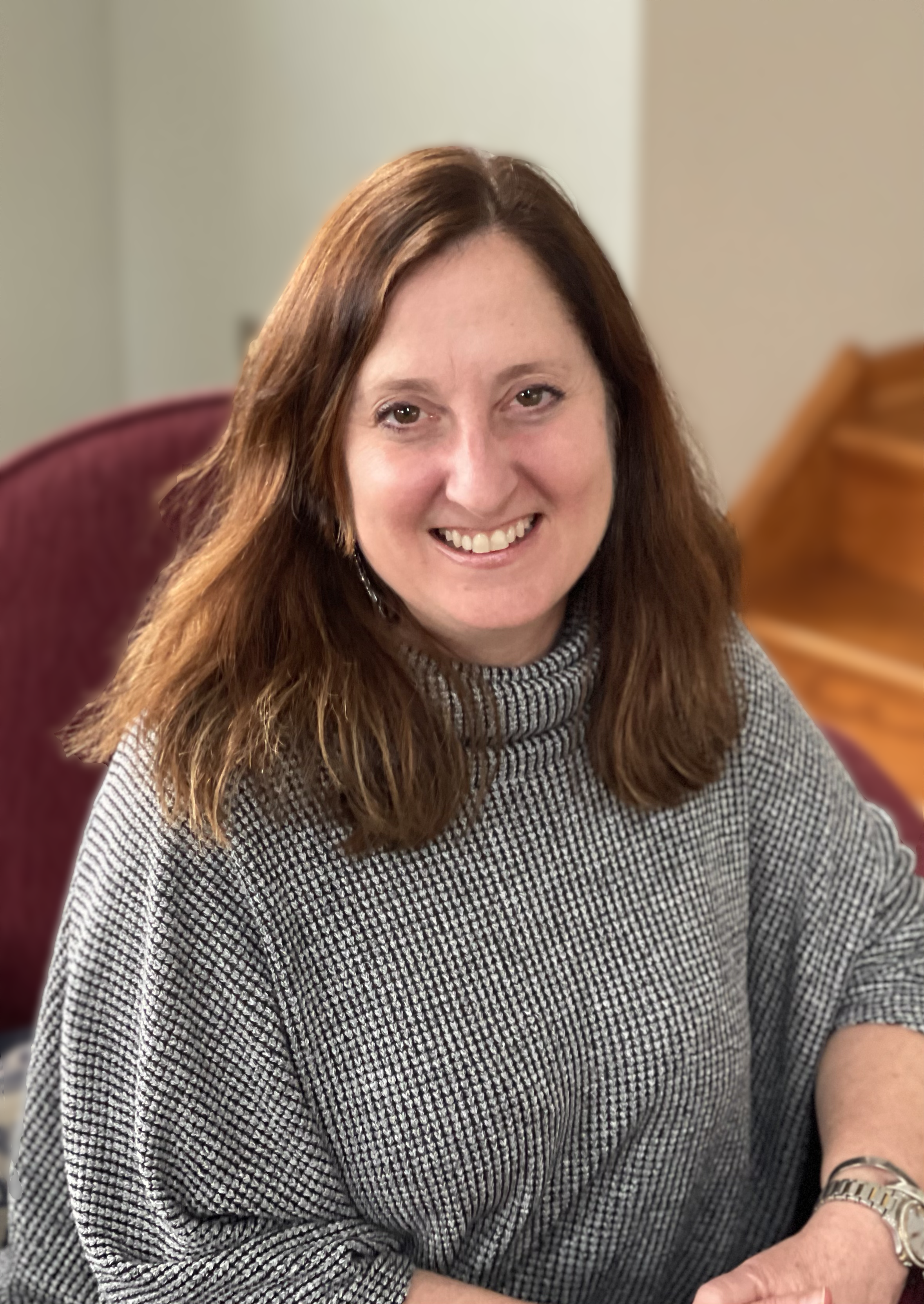 Image of Kristin Buss, Professor of Psychology.